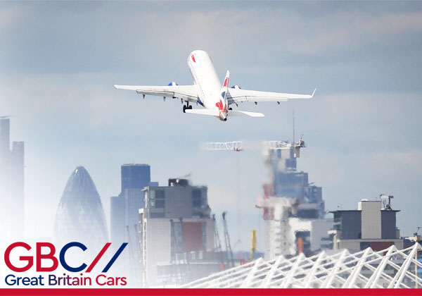 London City Airport taxi transfer