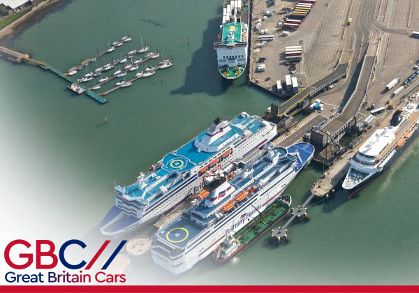 Portsmouth International Port taxi transfer