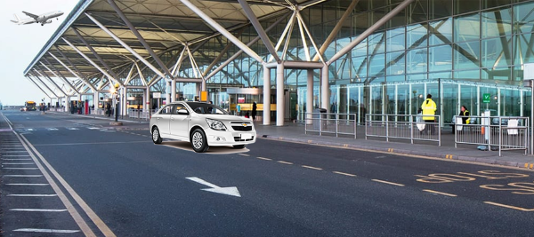 luton to stansted taxi  transfer