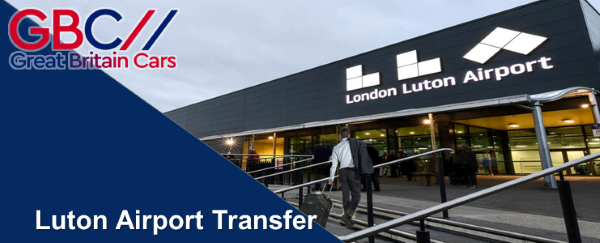 Taxi From Luton To Heathrow Airport Transfer