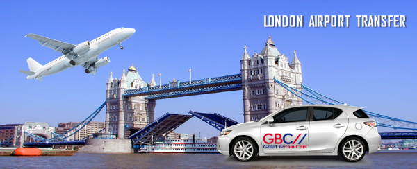Taxi From Luton To London Transfer